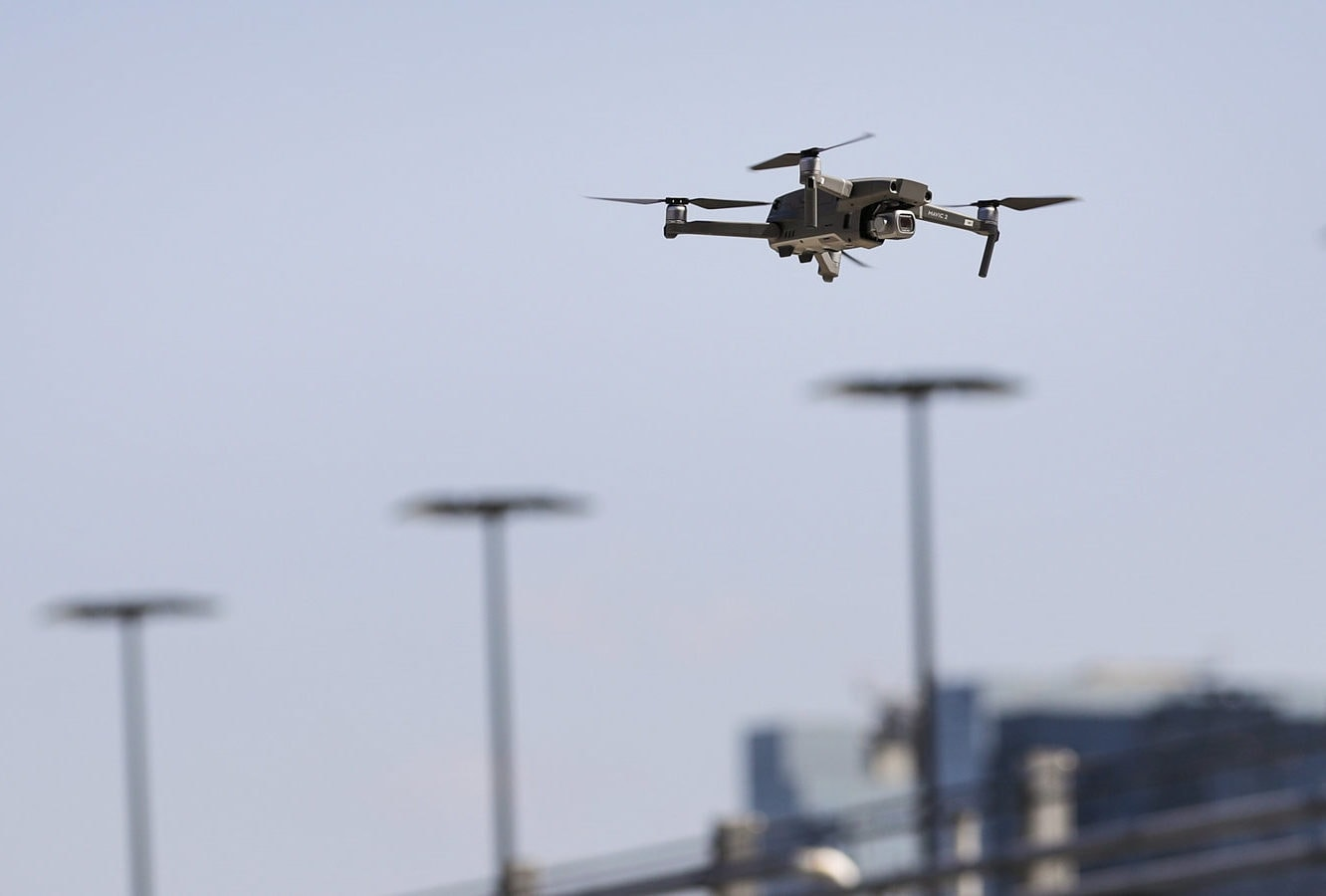Drone Technology and its Security Implications