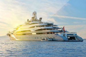 Regular Armed Transits of Superyachts Through High Risk Areas in the Gulf of Aden