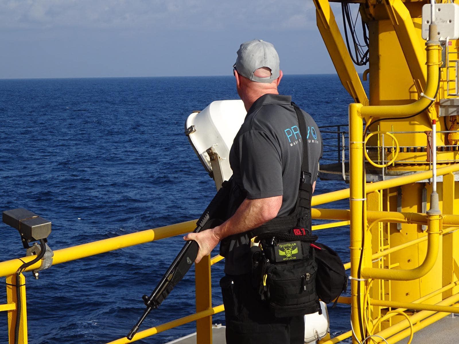 Nekton Maritime Security Mission [The Transit]