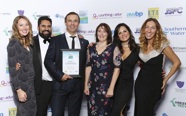 Highly Commended: Business Of The Year Awards