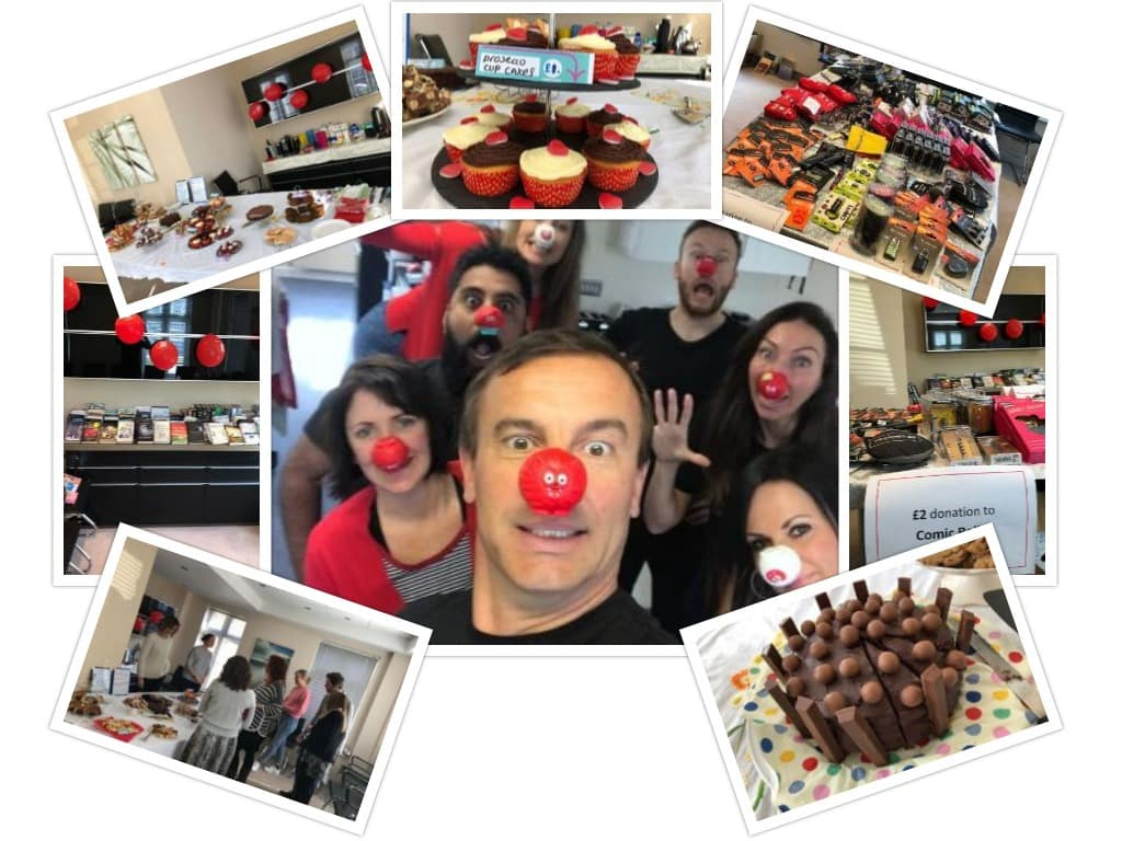 Comic Relief [Red Nose Day]