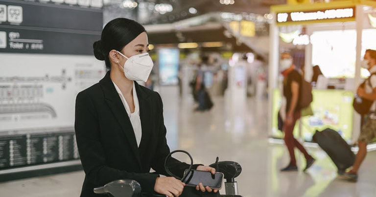Travelling during a Pandemic | Airline Precautions