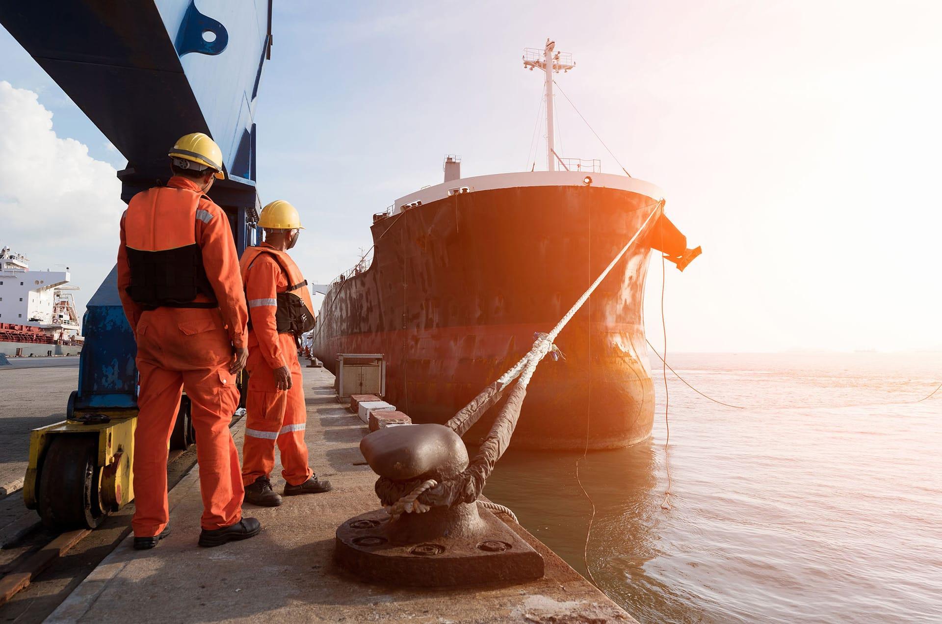 Maritime Incident Report: August 2020