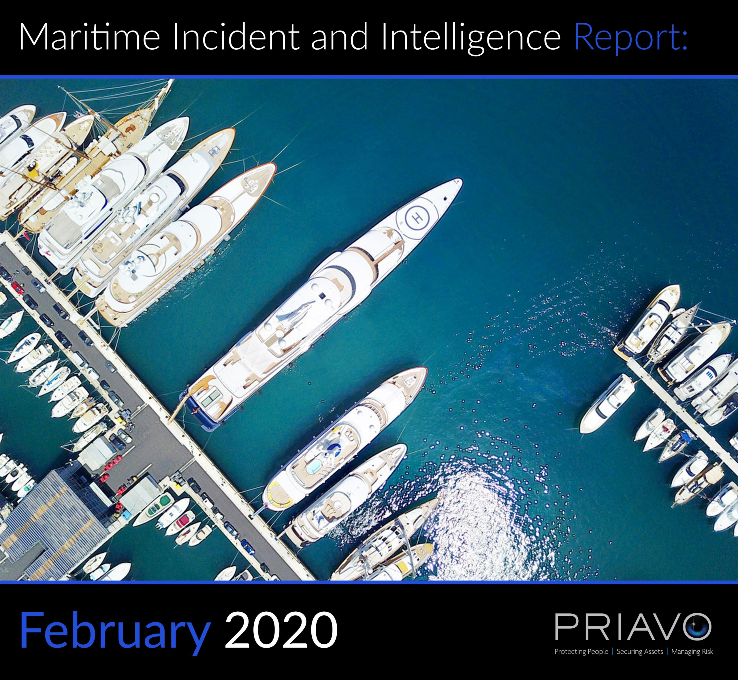 Maritime Incident Report: February 2020