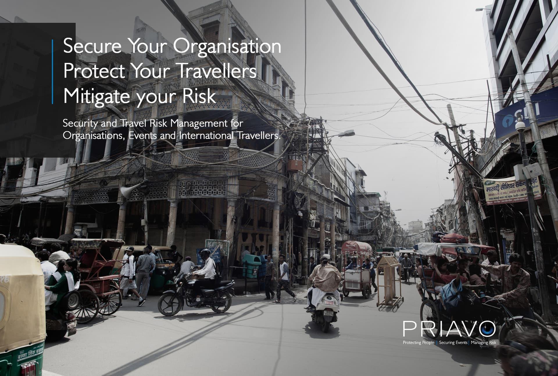 The evolving landscape of Travel Risk Management