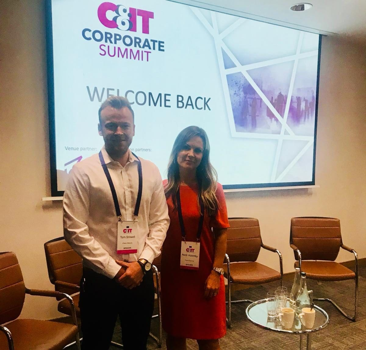 Event and Travel Security | C&IT Corporate Summit