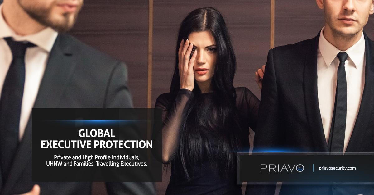 Executive Protection [Female Operatives]