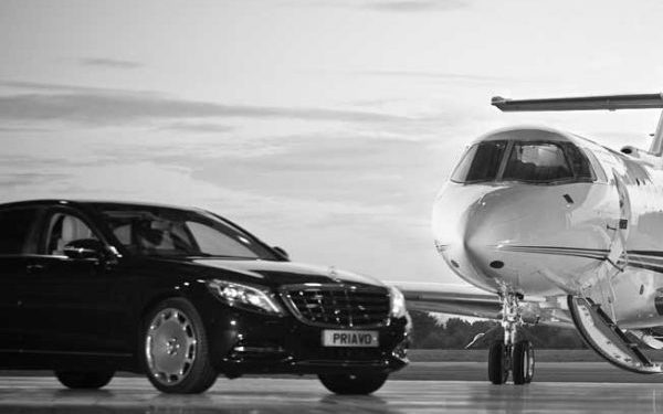 Business Travel: Secure Drive