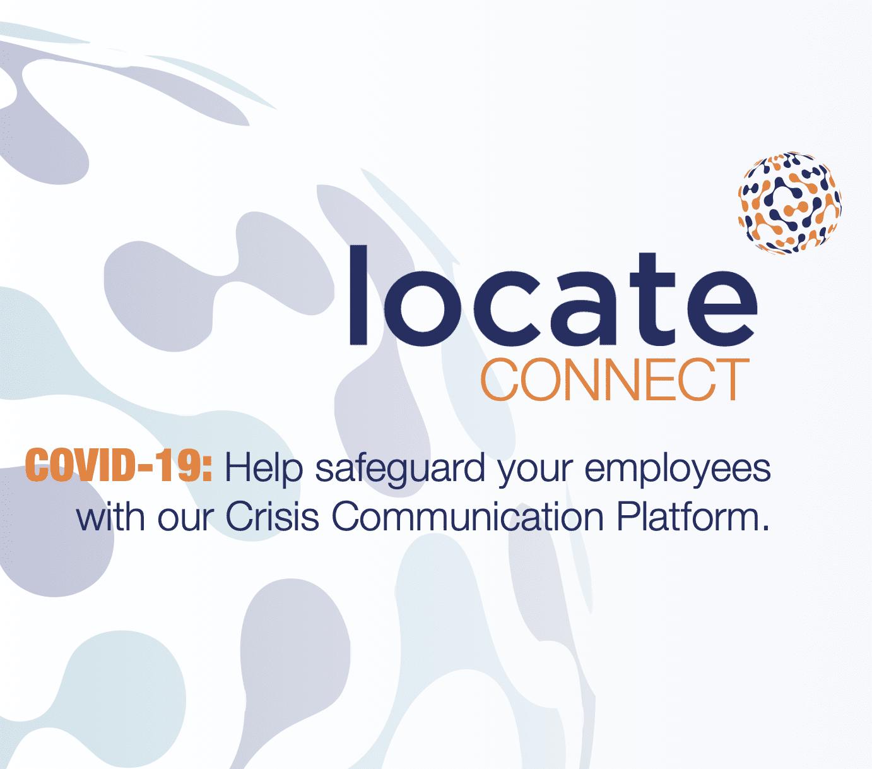 Covid-19 Response: Locate Connect
