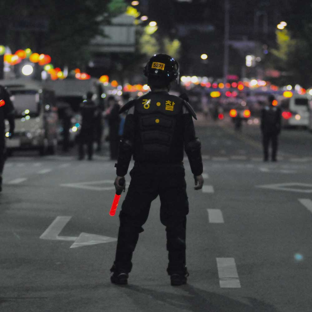 Protective Security Crisis Management