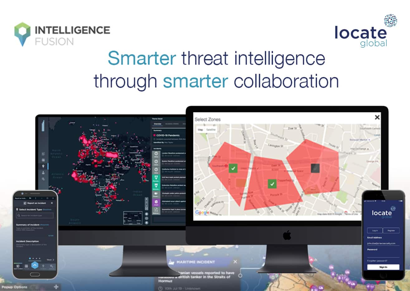 Locate Global and Intelligence Fusion Announce Partnership