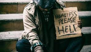 Homeless Emergency Appeal | Go The Distance With Us