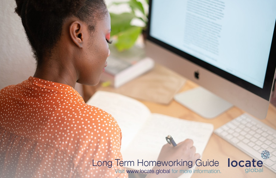 Locate Global | Long-Term Home Working Guide