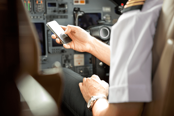 Six ways to keep airline crew safe