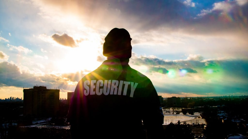 Protective Security Event Security