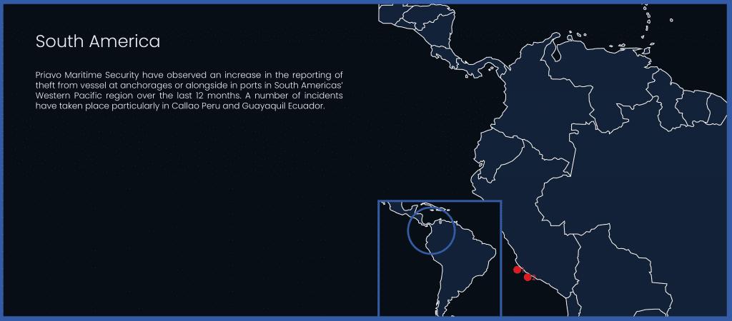 Maritime Incident Report: September 2021